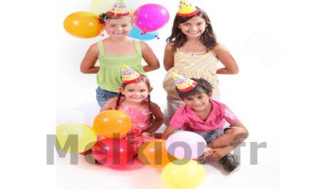 fête d'enfants